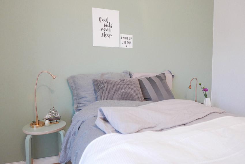 Soverommet har blitt nytt