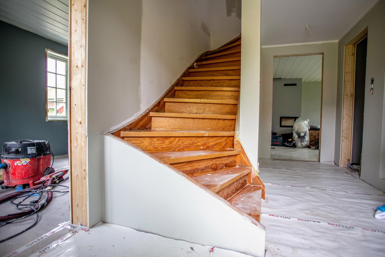 trapp før